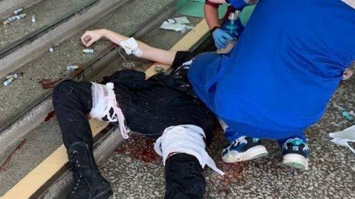 Стрельба в Перми: нападавший выжил
