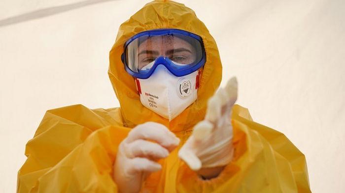 В Украине больше 3 тысяч новых случаев COVID-19
