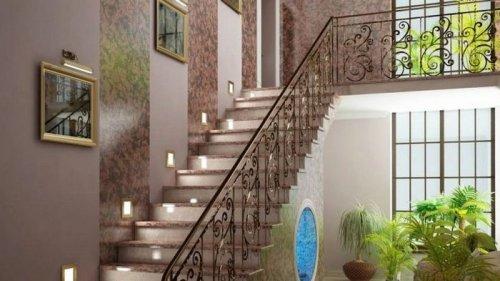 Сложный выбор внутренней лестницы для частного дома