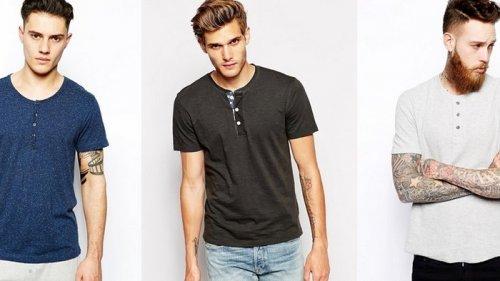 На что следует обратить внимание при выборе мужской футболки