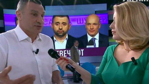 Реванш Усик - Джошуа в Киеве: Кличко сделал заявление