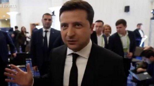 Зеленский дал оценку своей партии и себе