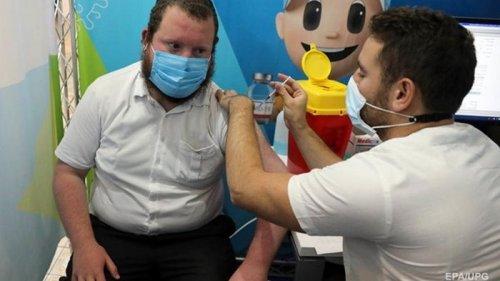 В Израиле третья доза стала обязательной для завершения COVID-вакцинац...