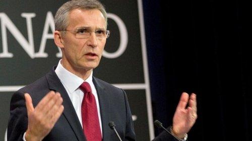 Украина станет членом НАТО, но не завтра — Столтенберг
