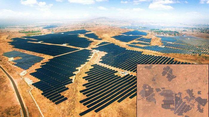 Солнечные электростанции охлаждают Землю: исследование