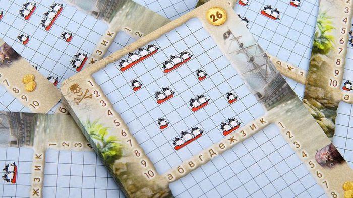 Игра «Морской бой»: выбор и сравнение моделей