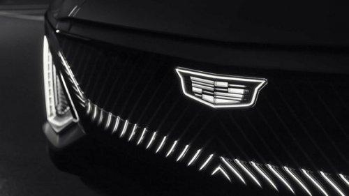 Марка Cadillac изменила свой логотип