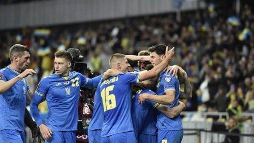 Украина на выезде обыграла Финляндию