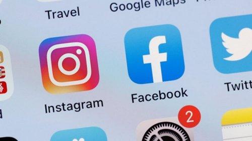 Facebook устранила неполадки в работе сервисов