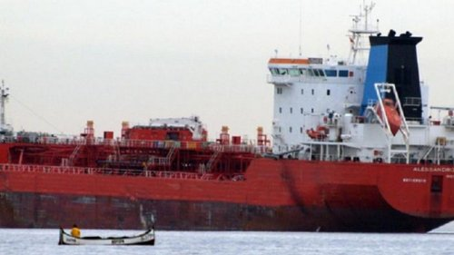 У побережья Болгарии затонуло турецкое судно с химикатами