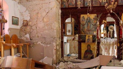 Второе за последние недели. Крит сотрясло сильное землетрясение