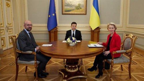 В Киеве начался саммит Украина – ЕС