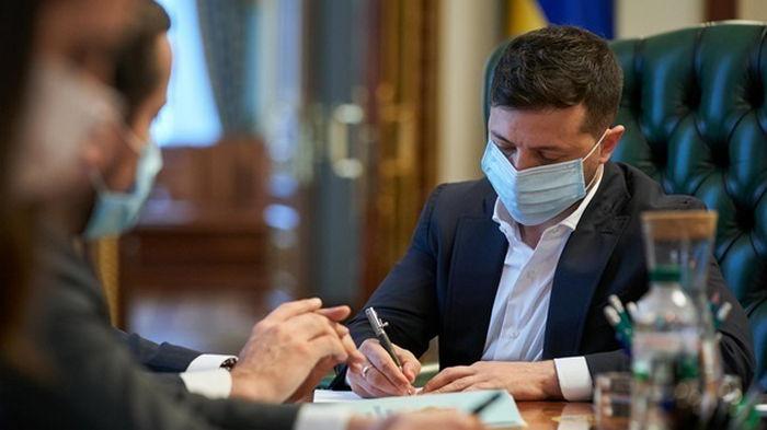 Зеленский подписал закон о доступе к инновационным лекарствам