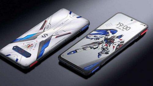 Xiaomi представила мощные игровые смартфоны Black Shark 4S и 4S Pro