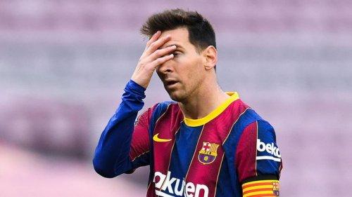 Президент Барселоны вспомнил Месси на пресс-конференции в честь другого игрока