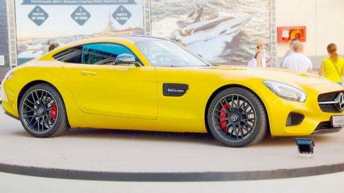 Mercedes-AMG GT снимают с производства