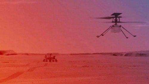 Что успел найти за 9 месяцев марсоход Персеверанс