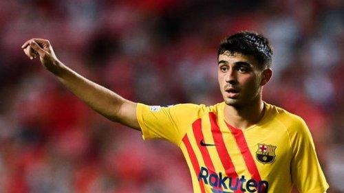 Барселона установит на Педри безумные отступные