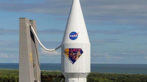 США запустили зонд Lucy для изучения астероидов (видео)