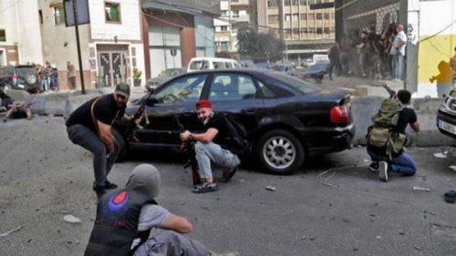 В Бейруте произошла стрельба на акции протеста, есть погибшие