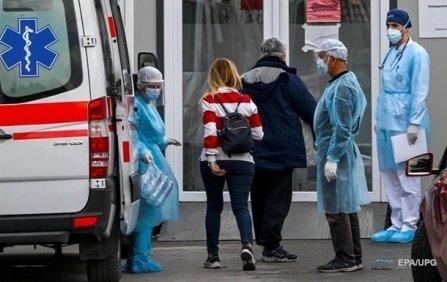 В Украине минимум COVID-случаев за неделю