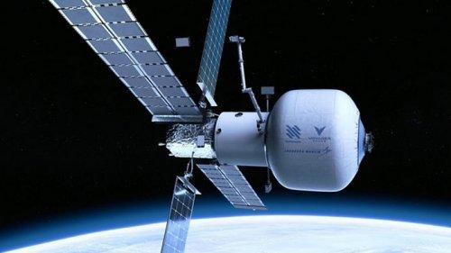 Американские компании создадут первую частную космическую станцию