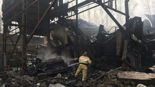 Стала известна причина взрыва на пороховом заводе в РФ