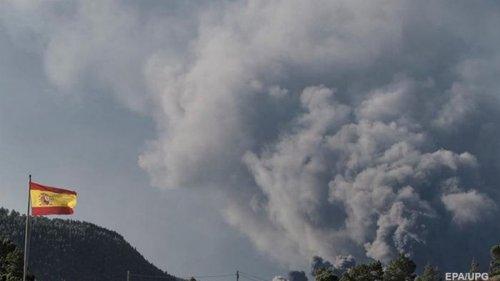 Извержение вулкана на Канарах: токсичные воздушные массы достигли Украины