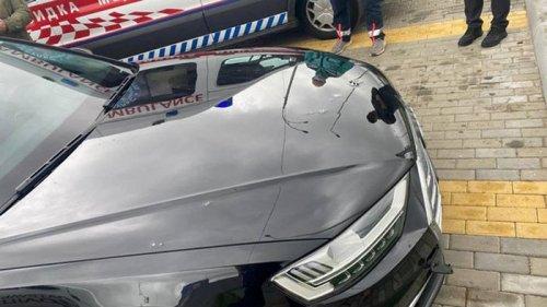 Шефир рассказал о здоровье водителя после покушения