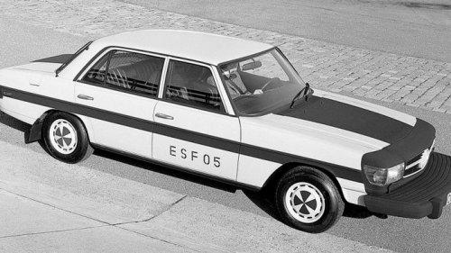 Каким был первый в мире автомобиль с подушками безопасности 50 лет наз...
