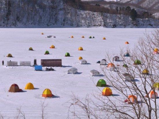 Максимальный комфорт на зимней рыбалке