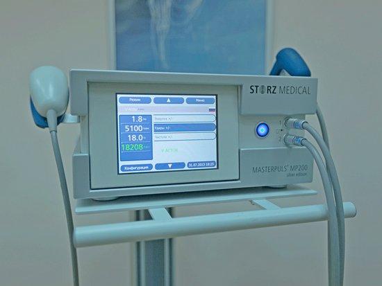 Ударно-волновая терапия при лечении простатита и пяточной шпоры в медцентре «Awatage» в Киеве