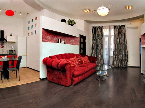 Возможность быстрого бронирования квартир в центре Киева