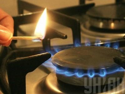 Тариф на газ для населения при потреблении до 200 кубов снизят на 50%