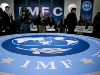 МВФ ухудшил прогноз падения ВВП Украины в 2015 году