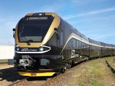 В ЕС за €20: в Украине начинает работу чешский ж/д оператор «LEO Express»