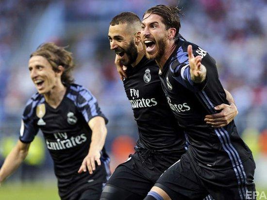 Мадридский Реал стал чемпионом Испании впервые за 5 лет
