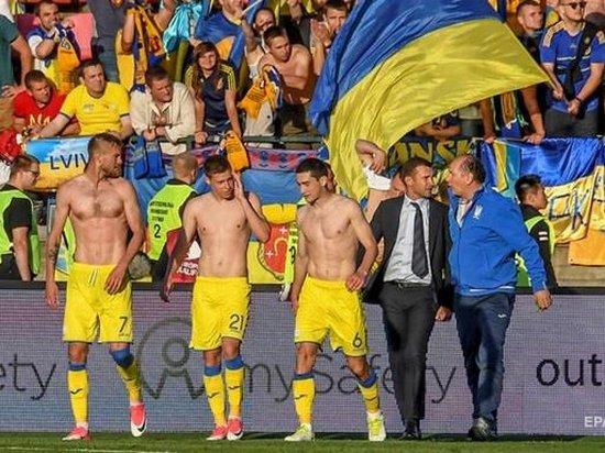 Сборная Украины в непростом матче одолела Финляндию (видео)