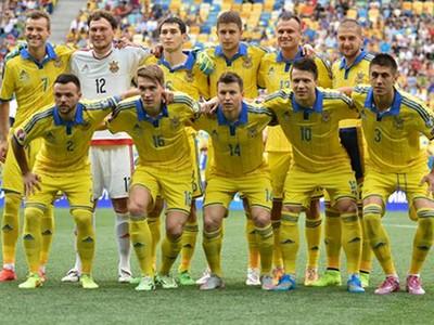 Возможные соперники Украины в плей-офф на Евро-2016