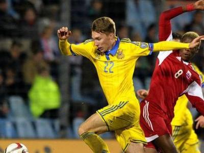 Украина может пробиться на Евро-2016 даже проиграв испанцам